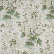Grey/Sage Print Decorator Fabric by Lee Jofa