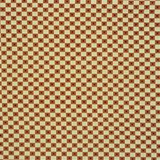 Paprika Check Decorator Fabric by Lee Jofa