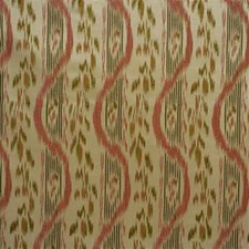 Shell/Leaf Ikat Decorator Fabric by Lee Jofa