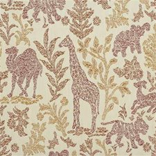 Currant Animal Decorator Fabric by Lee Jofa