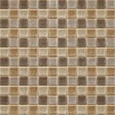 Stone Geometric Decorator Fabric by Lee Jofa