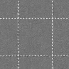 Pewter Plaid Decorator Fabric by Lee Jofa