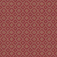 Crimson Bargellos Decorator Fabric by Lee Jofa