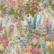 Multi Print Decorator Fabric by Lee Jofa