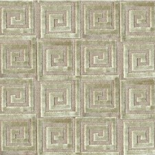 Taupe Geometric Decorator Fabric by Lee Jofa