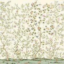 Multi Jacobeans Decorator Fabric by Lee Jofa