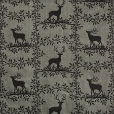 Black Tropical Decorator Fabric by Lee Jofa