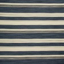 Blue/Indigo Ethnic Decorator Fabric by Lee Jofa
