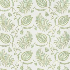 Ivory/Leaf Botanical Decorator Fabric by Lee Jofa