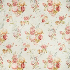 Rose Botanical Decorator Fabric by Lee Jofa