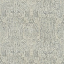 Denim Paisley Decorator Fabric by Lee Jofa