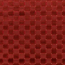 Ruby Check Decorator Fabric by Lee Jofa