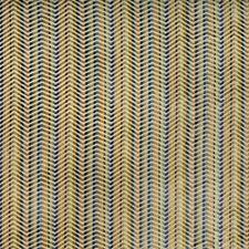Peacock Herringbone Decorator Fabric by Lee Jofa