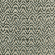 Mist Herringbone Decorator Fabric by Lee Jofa
