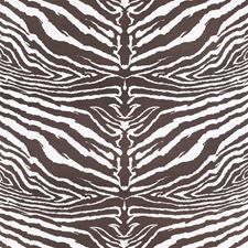 Brown Animal Decorator Fabric by Lee Jofa