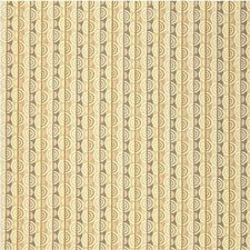 Yellow/Grey Modern Decorator Fabric by Kravet
