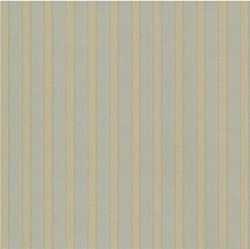 Beige/Yellow Stripes Decorator Fabric by Kravet