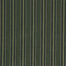 Green/Light Green/Blue Stripes Decorator Fabric by Kravet