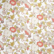 Passion Fruit Floral Decorator Fabric by Fabricut
