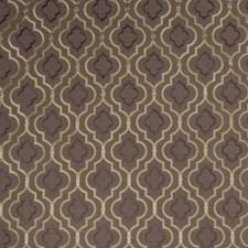 Walnut Ja Embroidery Decorator Fabric by Fabricut