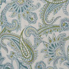 Aqua Seas Decorator Fabric by RM Coco