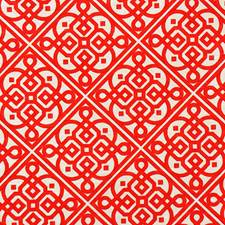 Scarlet Decorator Fabric by RM Coco