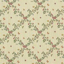 Green/Multi Animal Decorator Fabric by Kravet