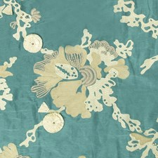 Oasis Green Decorator Fabric by Beacon Hill