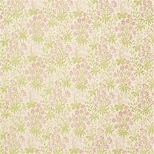 Blush Botanical Decorator Fabric by Kravet