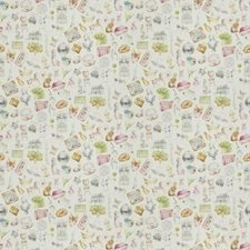 Tutti Colori Novelty Decorator Fabric by Vervain