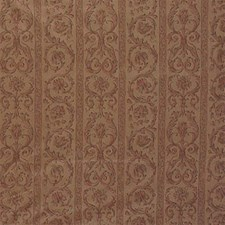 Brown/Rust Botanical Decorator Fabric by Kravet
