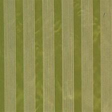 Green/Blue/Beige Stripes Decorator Fabric by Kravet