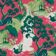 Strawberry Decorator Fabric by Robert Allen
