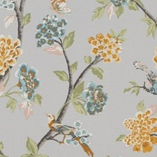 French Grey Decorator Fabric by Robert Allen