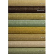 Chocolate Decorator Fabric by Schumacher