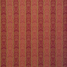 Pink/Burgundy/Red Damask Decorator Fabric by Kravet
