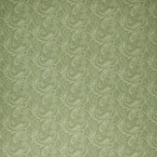 Sage Paisley Decorator Fabric by Fabricut
