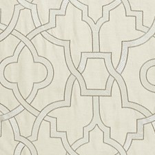 Alabaster Decorator Fabric by Scalamandre
