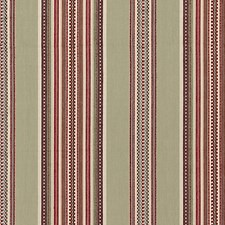 Sandalwood Stripe Decorator Fabric by Scalamandre