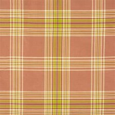 Blush Plaid Decorator Fabric by Kravet