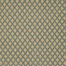 Blue Mist Diamond Decorator Fabric by Kravet