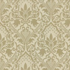 Blanc Damask Decorator Fabric by Kravet