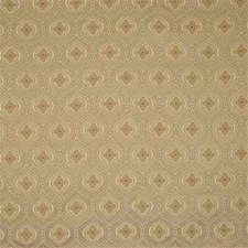 Beige/Brown/White Bargellos Decorator Fabric by Kravet