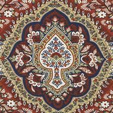 Blue Decorator Fabric by Robert Allen/Duralee