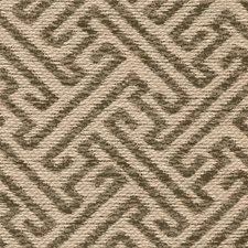 Beige/Brown Asian Decorator Fabric by Kravet