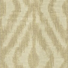 Beige Ikat Decorator Fabric by Kravet
