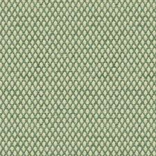 Blue/Beige Diamond Decorator Fabric by Kravet