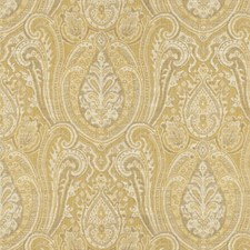 Beige/Light Yellow/Grey Ethnic Decorator Fabric by Kravet