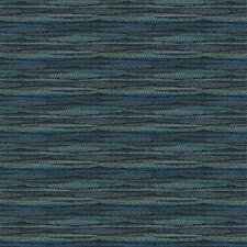 Sapphire Stripes Decorator Fabric by Kravet