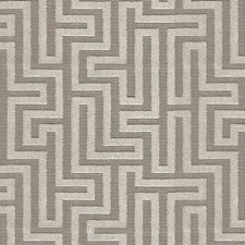 Grey Modern Decorator Fabric by Kravet